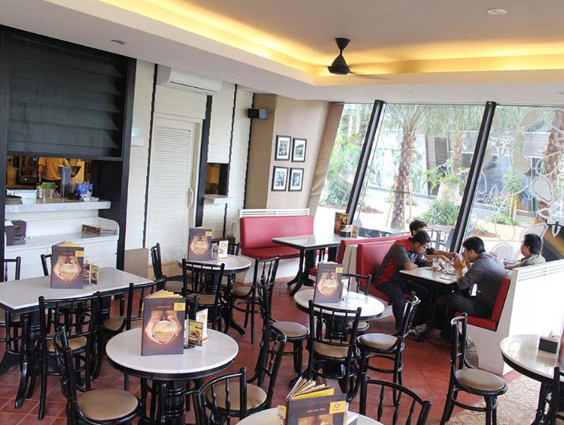 cafe breeze bsd