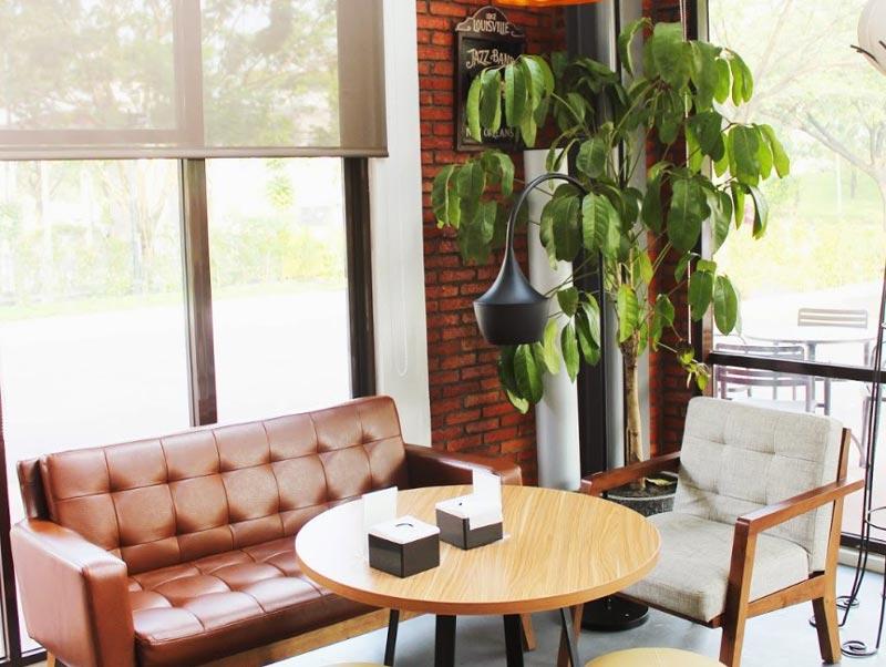 cafe di BSD
