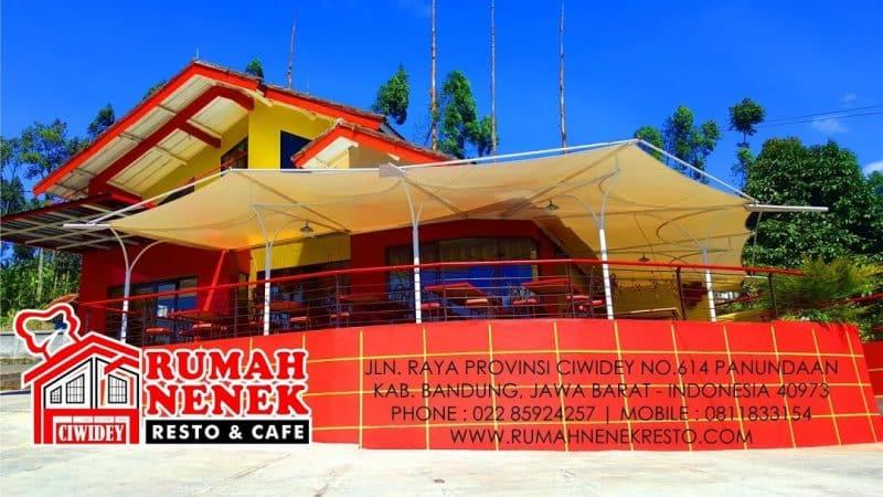 cafe murah meriah di ciwidey