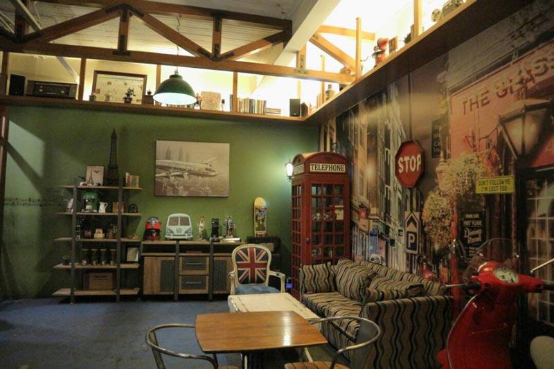cafe di jakarta selatan bagus