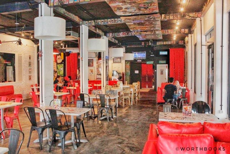 cafe di jakarta selatan live music