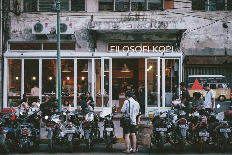 cafe di jakarta selatan aesthetic