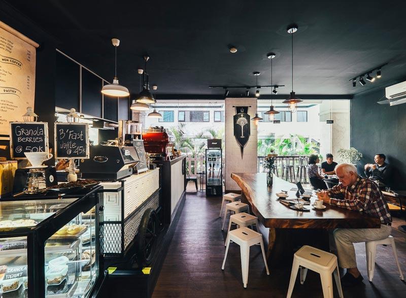 cafe ice cream di jakarta selatan