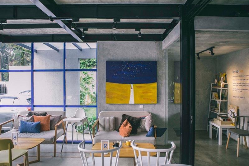 30+ Cafe di Jakarta Selatan Hits, Unik, dan Instagrammable