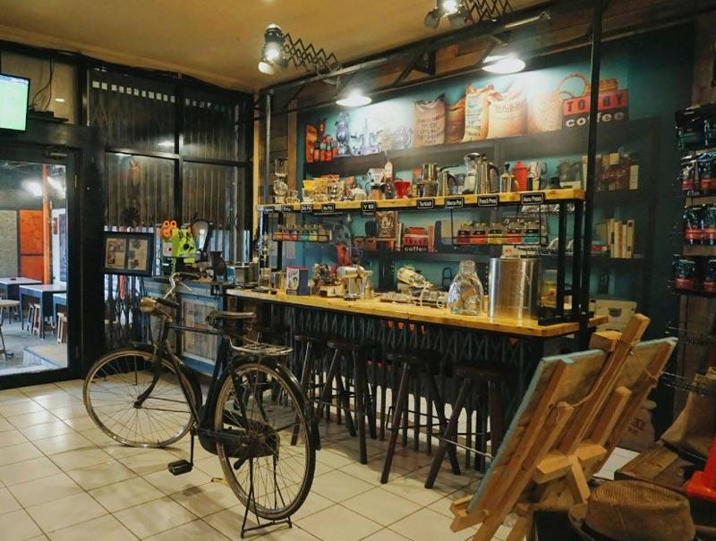 cafe coffee jakarta timur
