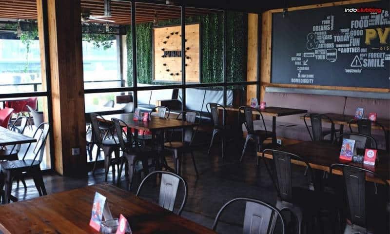 cafe di jakarta utara romantis