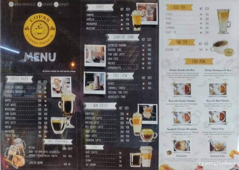 cafe di jakarta utara terbaru