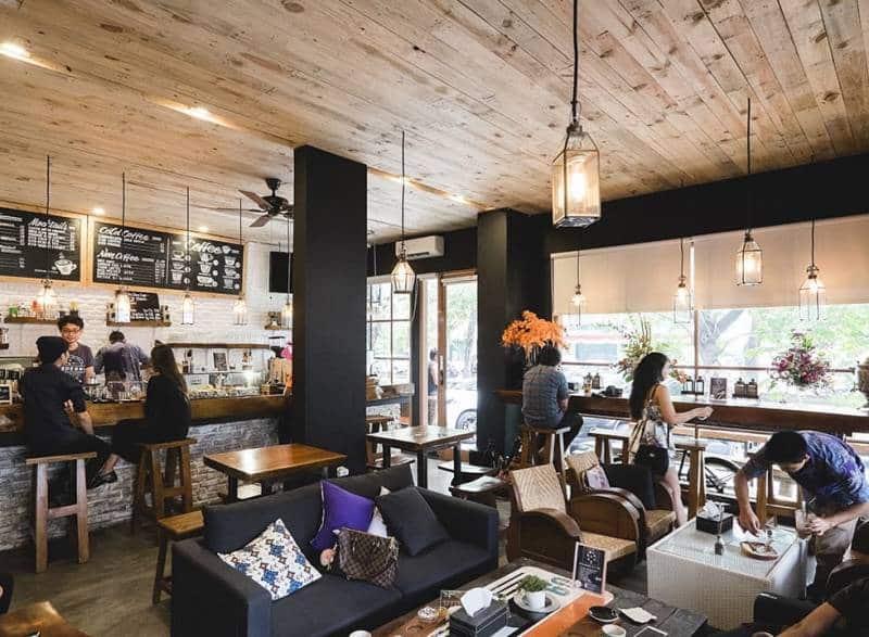 cafe yang bagus di jakarta utar