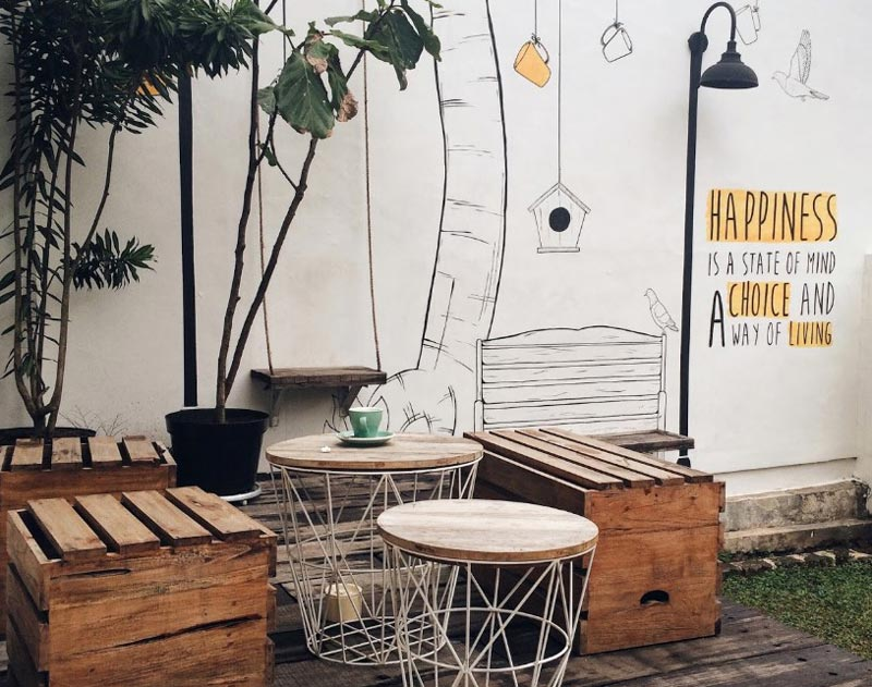 cafe at menteng