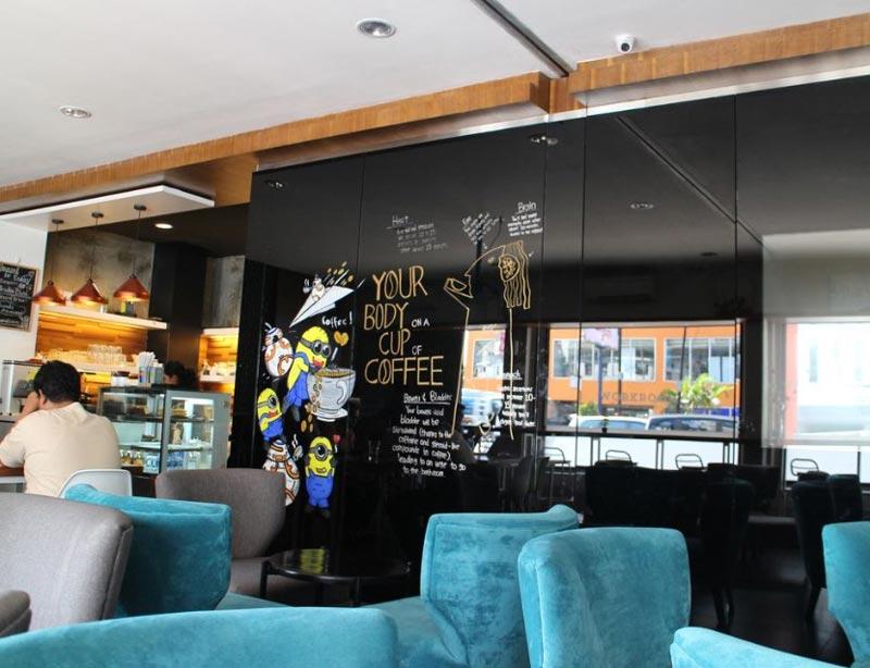 cafe di hermitage menteng