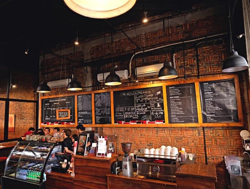cafe di menteng huis