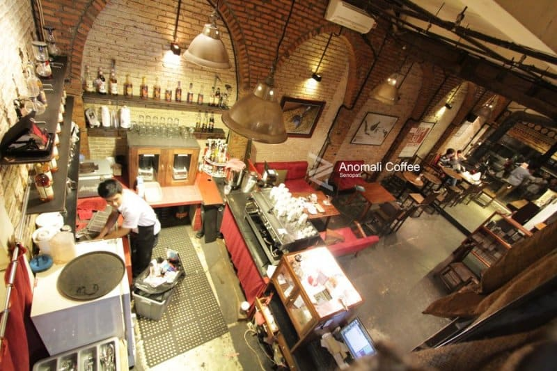 cafe di senopati live music
