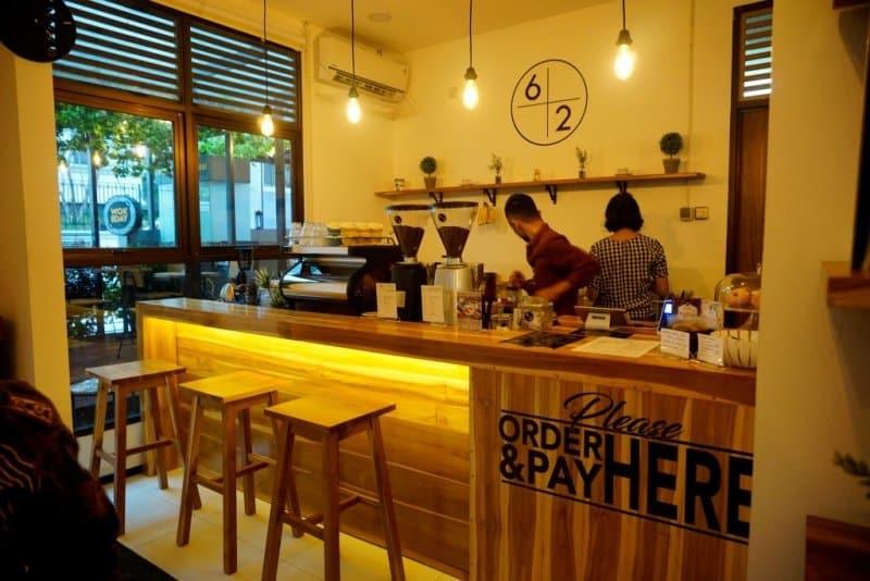 cafe baru di senopati