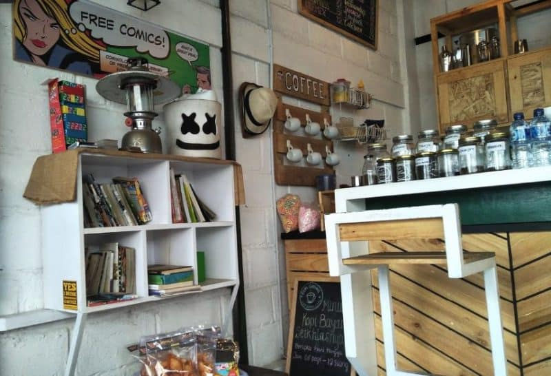 cafe in soreang