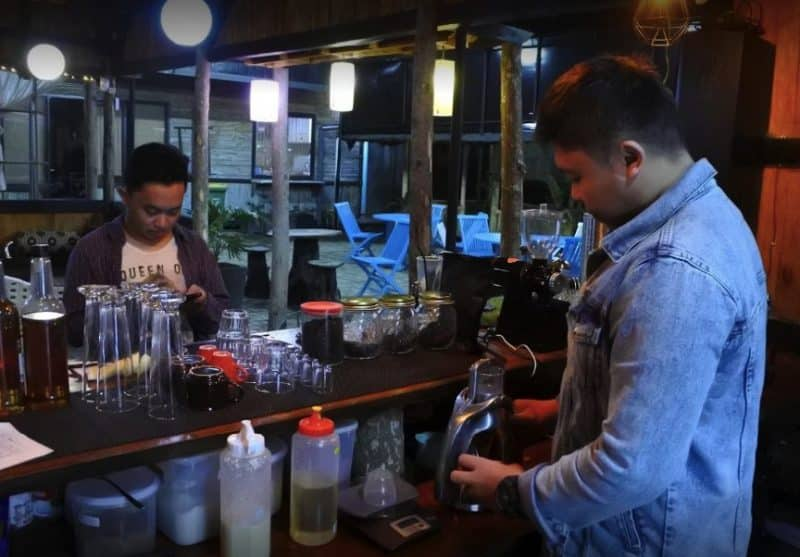cafe di soreang instagrammable