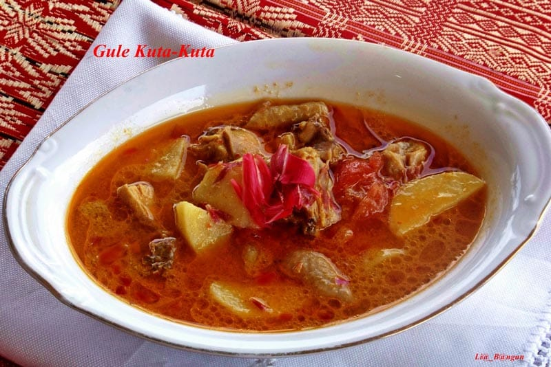 makanan khas suku karo