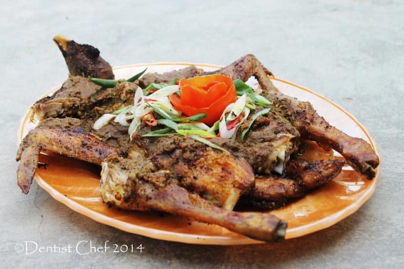 makanan khas adat batak karo