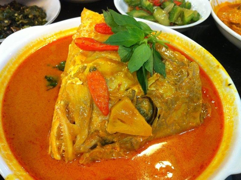 menu makanan khas sumatera utara