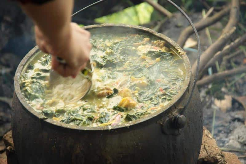 makanan khas sumatera utara non halal