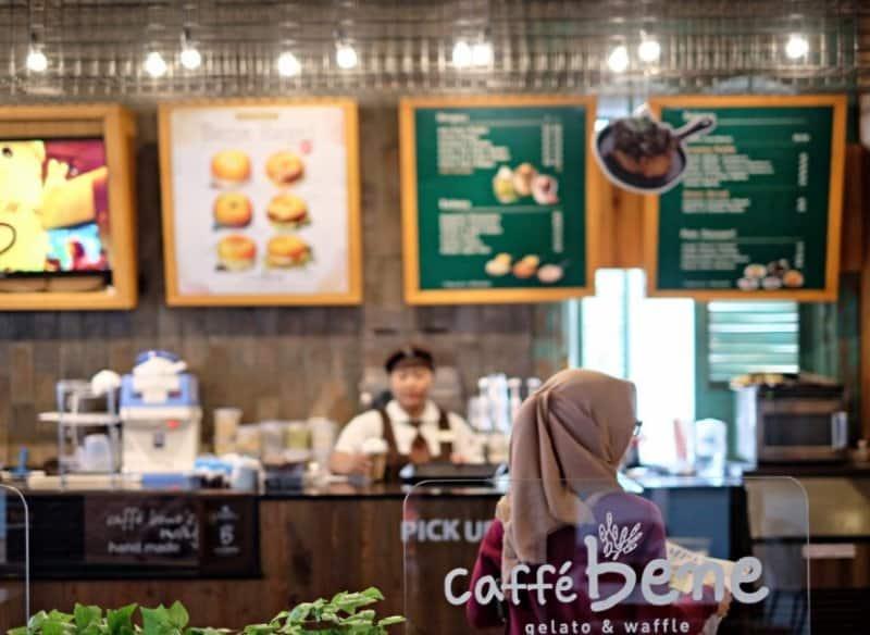 cafe di bandung yg instagramable