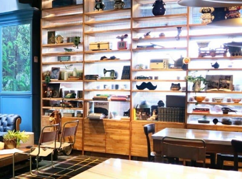 cafe di bandung untuk spot foto