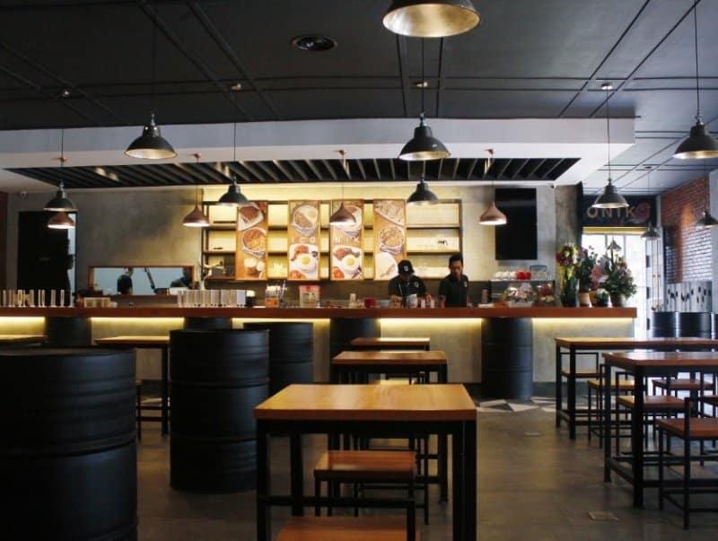 cafe di bandung yang free wifi