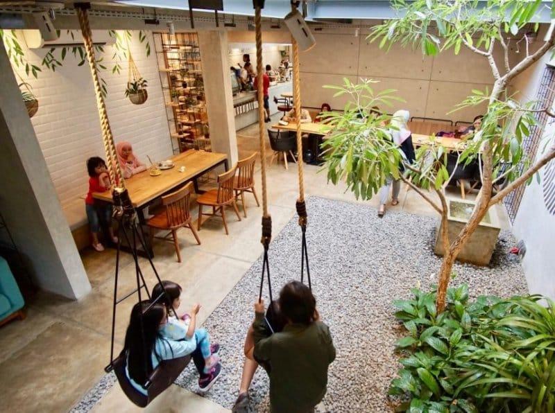 cafe di kabupaten bandung