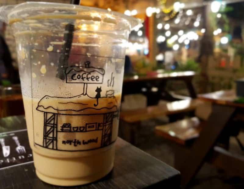 cafe di eldorado bandung