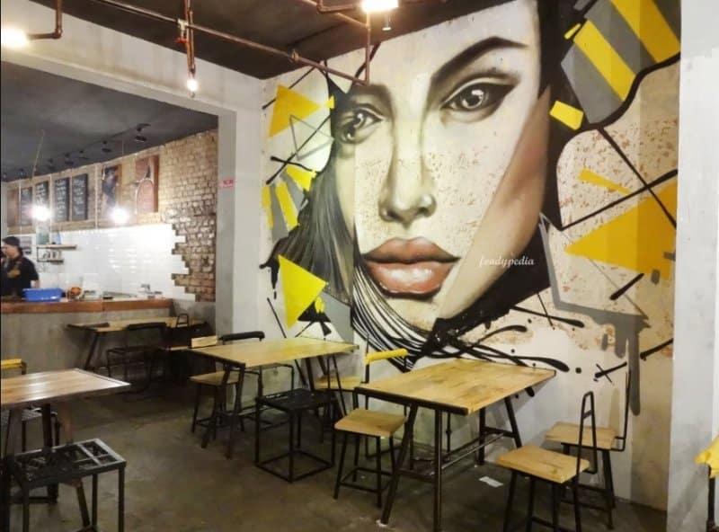 cafe di bandung terkenal