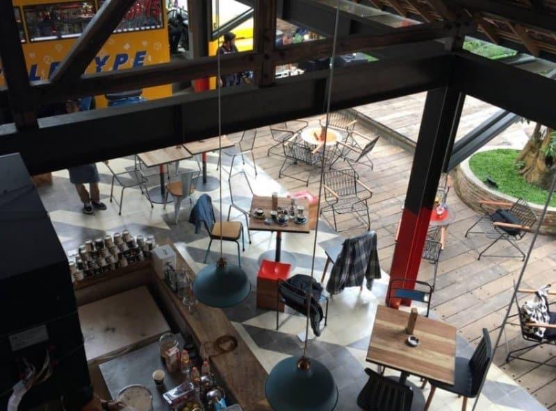 an cafe bandung