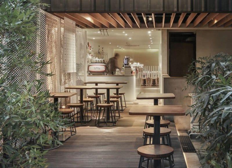 cafe di bandung kota