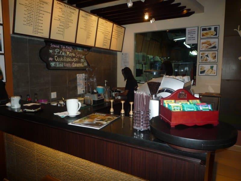 cafe croissant bekasi jawa barat