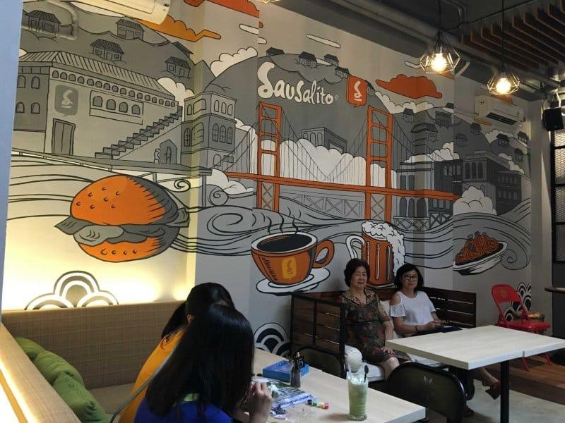 cafe aesthetic bekasi