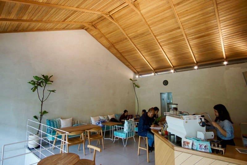 cafe korea di buah batu bandung