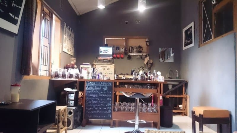 cafe hits di ciamis