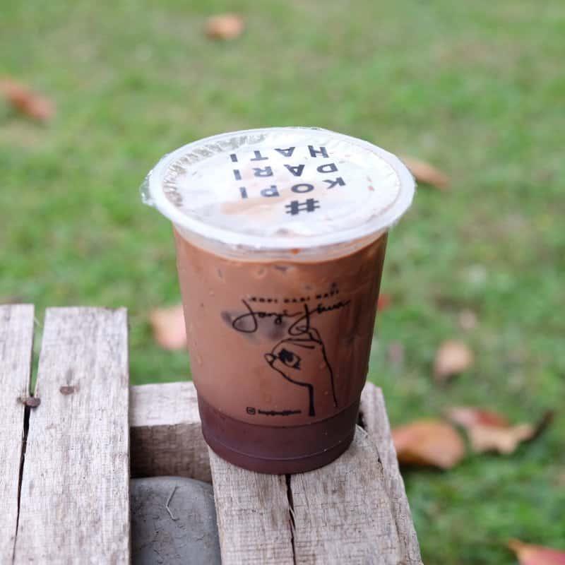 cafe di pakansari cibinong