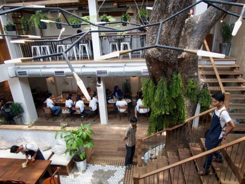 cafe di dago bandung
