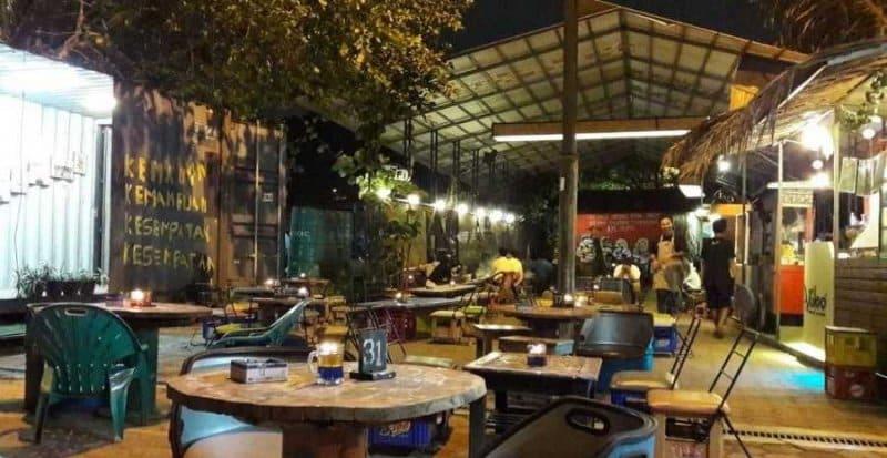 16+ Cafe di Galaxy Bekasi Instagrammable!