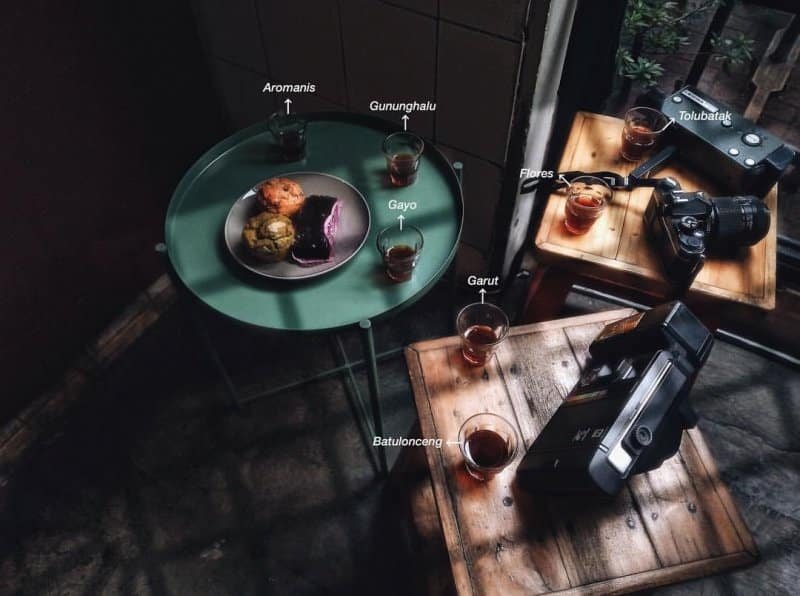 cafe di garut untuk nongkrong
