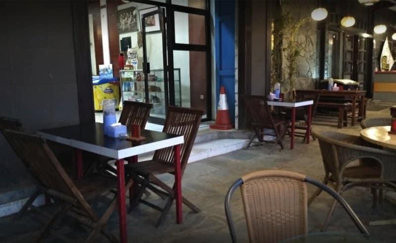 cafe di indramayu romantis