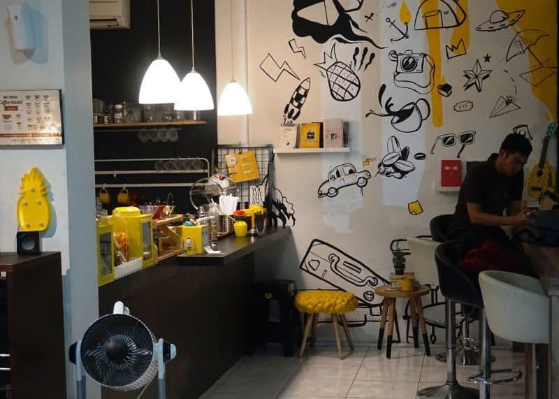cafe batavia di jagakarsa