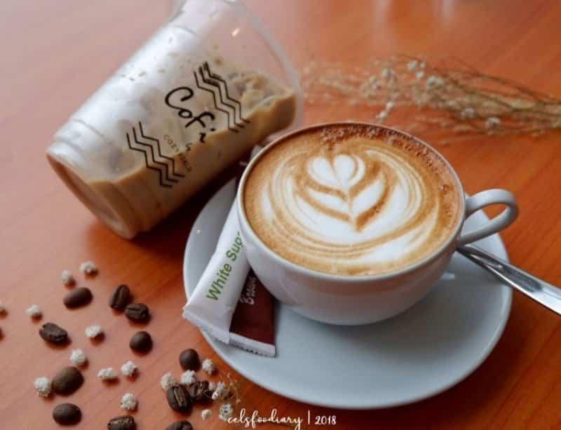 cafe di gramedia karawang
