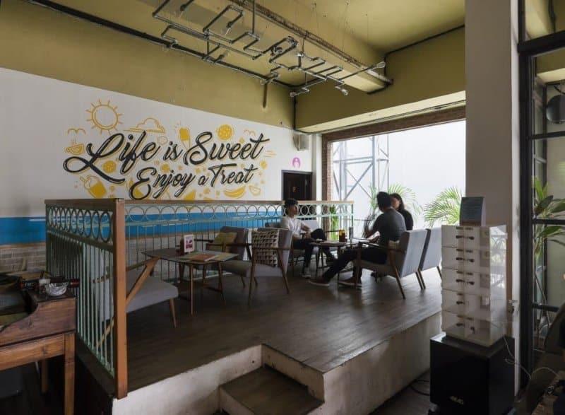 cafe murah banget di kota tua