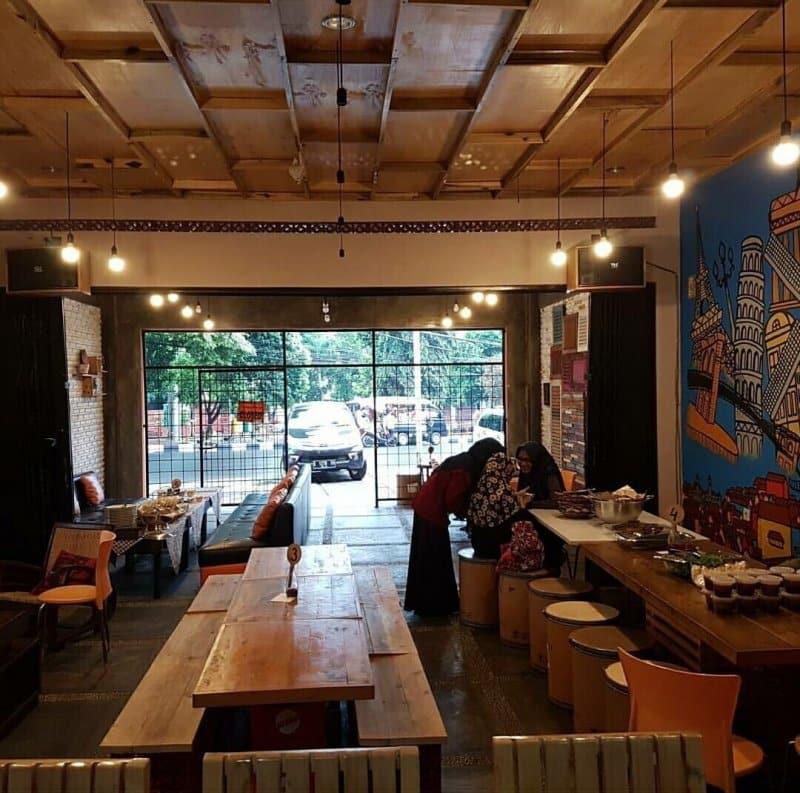 cafe di kuningan city