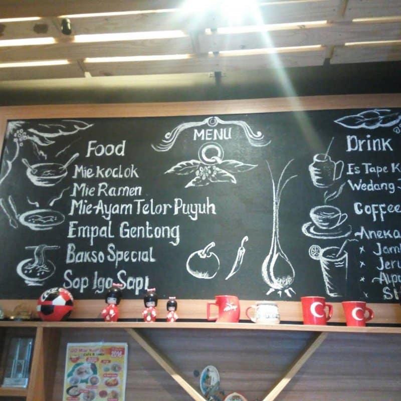 cafe kuningan city
