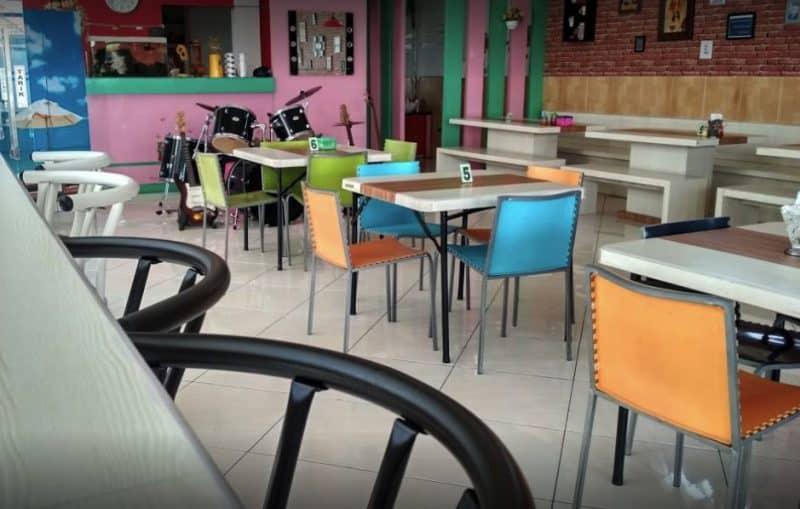 cafe di majalaya instagrammable