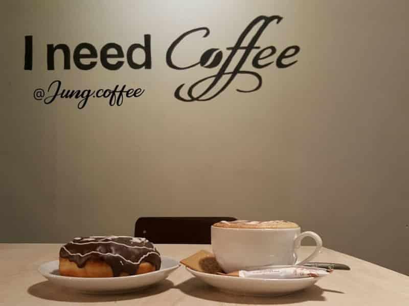 cafe atau resto di rawamangun