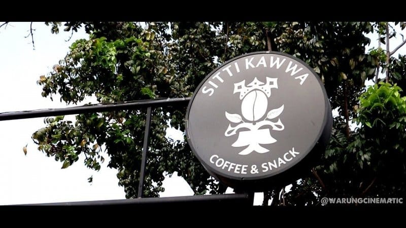 coffeshop di rawamangun