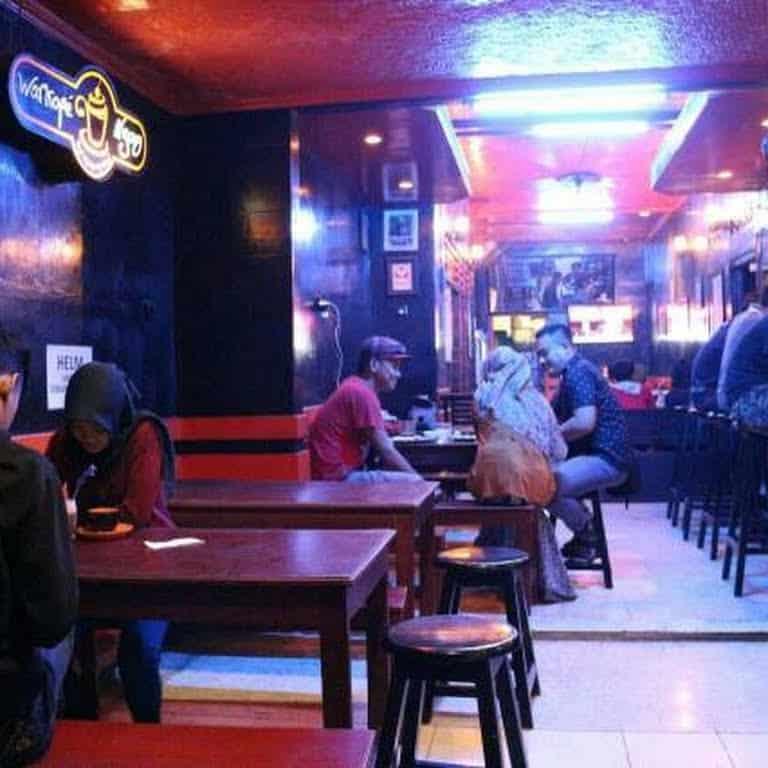 cafe daerah banjarnegara