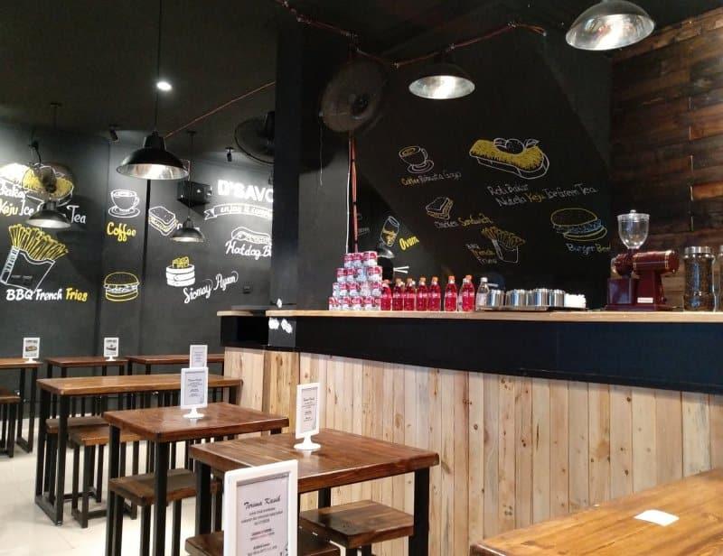 cafe keren di daerah depok
